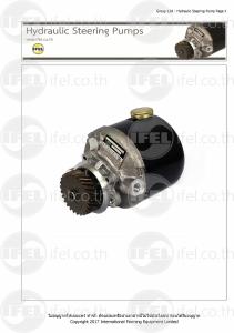ปั๊มไฮดรอลิกพวงมาลัย Hydraulic Steering Pump (NH)